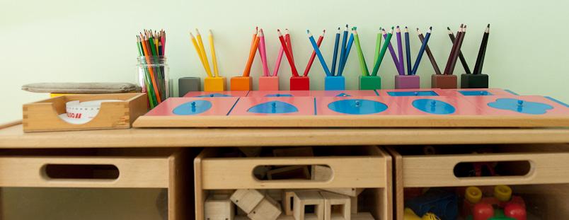 Freispiel und Montessori