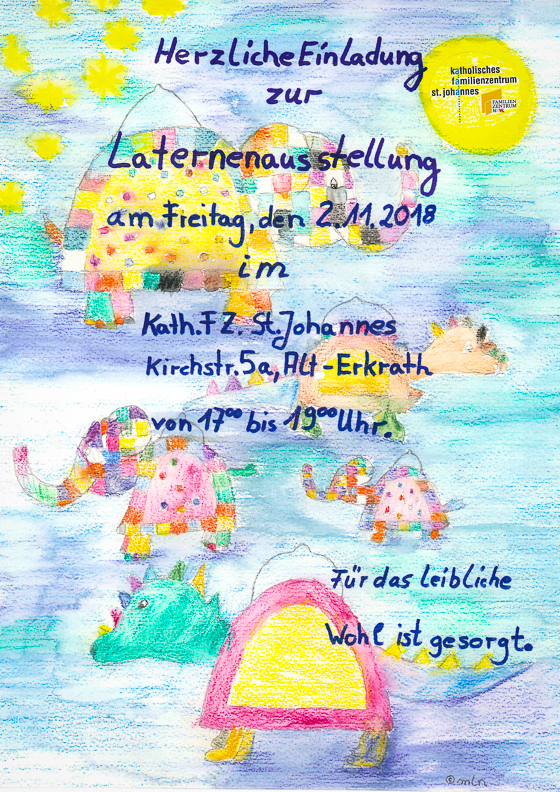 Poster Laternenfest 2018-2018